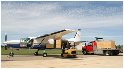 large air freight
